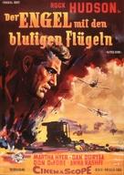 Battle Hymn - German Movie Poster (xs thumbnail)