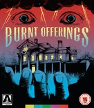 Burnt Offerings - British Blu-Ray movie cover (xs thumbnail)