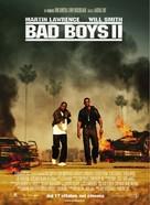 Bad Boys II - Italian Movie Poster (xs thumbnail)