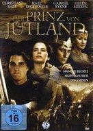 Prince of Jutland - German DVD cover (xs thumbnail)