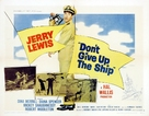 Don't Give Up the Ship - Movie Poster (xs thumbnail)