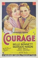 Courage - Movie Poster (xs thumbnail)