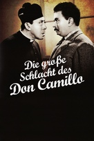 Don Camillo e l'onorevole Peppone - German Movie Cover (xs thumbnail)