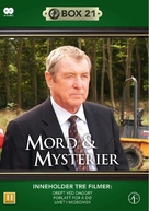 """Midsomer Murders"" - Norwegian DVD movie cover (xs thumbnail)"