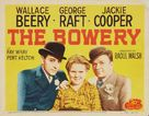 The Bowery - Movie Poster (xs thumbnail)