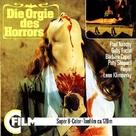 La noche de Walpurgis - German Movie Cover (xs thumbnail)