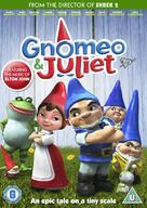 Gnomeo and Juliet - British DVD movie cover (xs thumbnail)