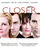 Closer - Polish poster (xs thumbnail)