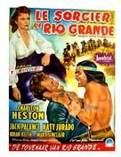 Arrowhead - Belgian Movie Poster (xs thumbnail)