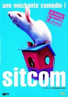Sitcom - French DVD movie cover (xs thumbnail)