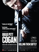 Killing Them Softly - French Movie Poster (xs thumbnail)