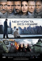 Five Minarets in New York - Turkish Movie Poster (xs thumbnail)