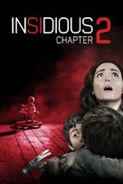 Insidious: Chapter 2 - DVD cover (xs thumbnail)
