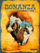 """Bonanza"" - German DVD cover (xs thumbnail)"