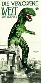 The Lost World - Austrian Movie Poster (xs thumbnail)