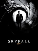 Skyfall - Movie Cover (xs thumbnail)