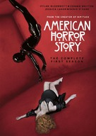 """""""American Horror Story"""" - DVD movie cover (xs thumbnail)"""