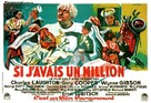 If I Had a Million - French Movie Poster (xs thumbnail)