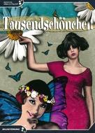 Sedmikrasky - German DVD cover (xs thumbnail)
