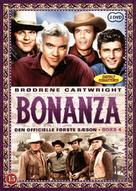"""Bonanza"" - Danish DVD cover (xs thumbnail)"