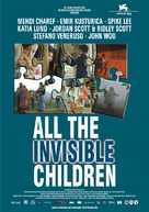 All the Invisible Children - Dutch Movie Poster (xs thumbnail)