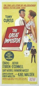 The Great Impostor - Australian Movie Poster (xs thumbnail)