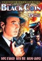 The Black Coin - DVD cover (xs thumbnail)