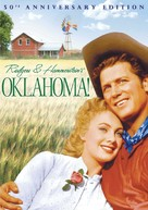 Oklahoma! - DVD movie cover (xs thumbnail)