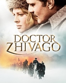 Doctor Zhivago - Blu-Ray movie cover (xs thumbnail)