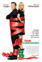 Four Christmases - Movie Poster (xs thumbnail)
