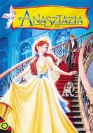 Anastasia - Hungarian DVD movie cover (xs thumbnail)