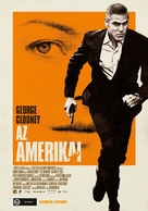 The American - Hungarian Movie Poster (xs thumbnail)