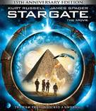 Stargate - Blu-Ray movie cover (xs thumbnail)