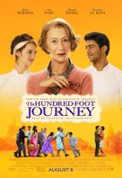 The Hundred-Foot Journey - Movie Poster (xs thumbnail)