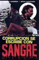 Autostop rosso sangue - Argentinian Movie Cover (xs thumbnail)