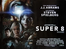Super 8 - British Movie Poster (xs thumbnail)