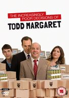 """The Increasingly Poor Decisions of Todd Margaret"" - British DVD movie cover (xs thumbnail)"
