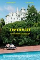 Somewhere - Danish Movie Poster (xs thumbnail)