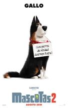 The Secret Life of Pets 2 - Spanish Movie Poster (xs thumbnail)