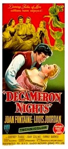 Decameron Nights - Australian Movie Poster (xs thumbnail)