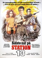 Assault on Precinct 13 - Danish Movie Poster (xs thumbnail)