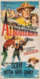 Albuquerque - Movie Poster (xs thumbnail)