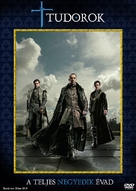 """The Tudors"" - Hungarian DVD movie cover (xs thumbnail)"