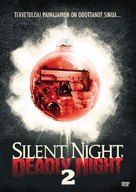 Silent Night, Deadly Night Part 2 - Finnish DVD movie cover (xs thumbnail)