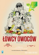 The Fruit Hunters - Polish Movie Poster (xs thumbnail)