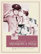 The Perfect Furlough - French Movie Poster (xs thumbnail)