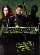 G.I. Joe: The Rise of Cobra - Movie Cover (xs thumbnail)