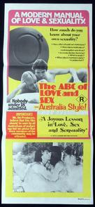 The ABC of Love and Sex: Australia Style - Australian Movie Poster (xs thumbnail)