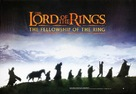 The Lord of the Rings: The Fellowship of the Ring - British Movie Poster (xs thumbnail)