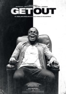 Get Out - Austrian Movie Poster (xs thumbnail)